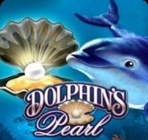 Крупный голубой дельфин в море - обложка игры в казино онлайн Play Fortuna